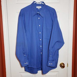 Christian Dior Shirt 34/35 Long Sleeve  17 1/2 in.